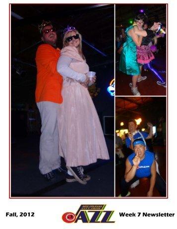 Fall, 2012 Week 7 Newsletter - WAKA Kickball | Best Parties. Best ...
