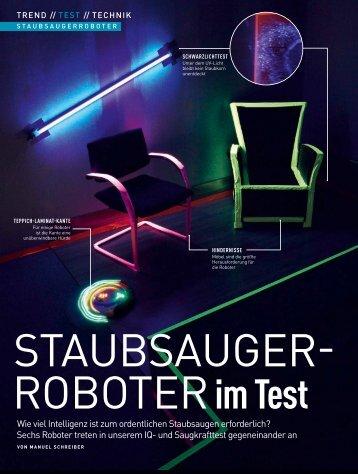 Testsiegerbericht in CHIP 03/2012 - Vorwerk Kobold Shop