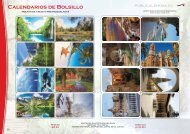 Calendarios de Bolsillo - Kide