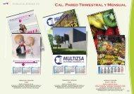 Calendarios Mensuales - Kide