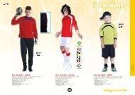 Pantalones Deportivos - Kide