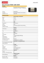 Sony Ericsson R306 1209-2039 - Kidoh.at