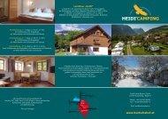 Heidi´s Camping Prospekt - Burtschahof