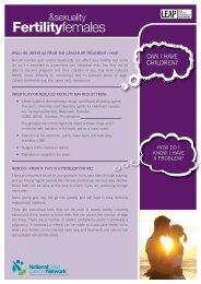 Female Fertility - Kidshealth
