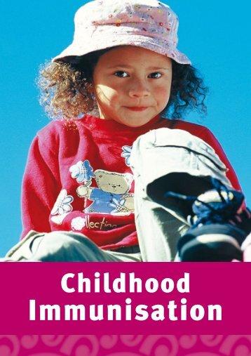 Childhood Immunisation.indd - Kidshealth