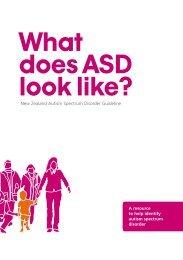 What does ASD look like? - Kidshealth