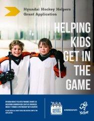 Application Form - KidSport™ Canada