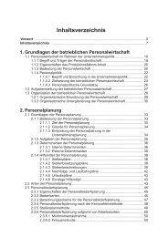1. Grundlagen der betrieblichen Personalwirtschaft - Kiehl