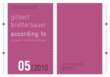Download - Österreichische Friedrich und Lillian Kiesler Privatstiftung
