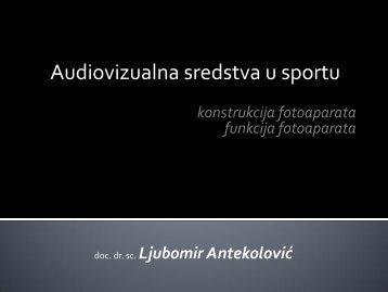 Audiovizualna sredstva u sportu