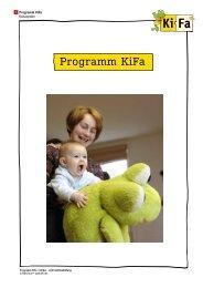 Programm KiFa - KiFa - Kinder- und Familienbildung