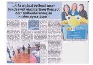 Presseartikel Singen März/April 2013