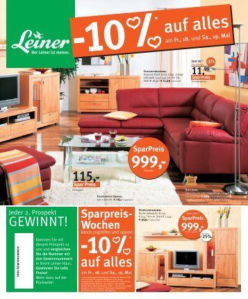 SparPreis - Leiner