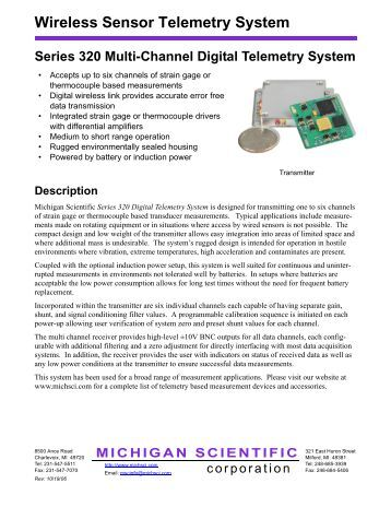 Quanum telemetry Manual