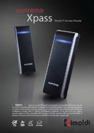 a S S Smart IP Access Reader - Kimaldi