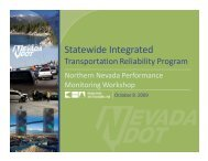 Presentation - Performance Measurement