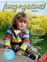 jung+gesund - Kinder- & Jugendärzte im Netz