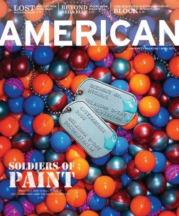 American Magazine April 2014