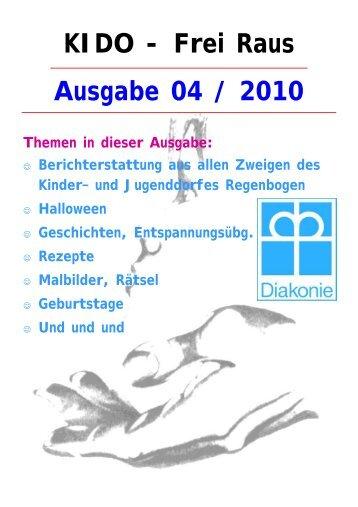 Frei Raus - Kinder- und Jugenddorf Regenbogen e.V.