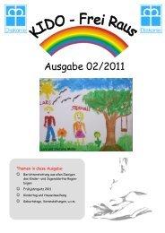 Ausgabe 02/2011 - Kinder- und Jugenddorf Regenbogen e.V.