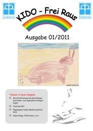 Ausgabe 01/2011 - Kinder- und Jugenddorf Regenbogen e.V.