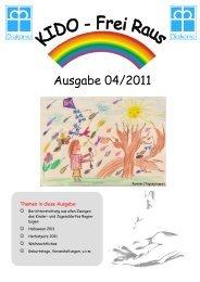 Ausgabe 04/2011 - Kinder- und Jugenddorf Regenbogen e.V.