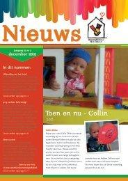 Bekijk de nieuwsbrief - Ronald McDonald Kinderfonds