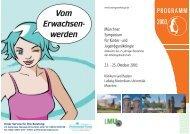 Fax Nr. 089 - Arbeitsgemeinschaft Kinder