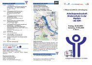 Arbeitsgemeinschaft Kinderschutz in der Medizin AG-KiM