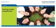 Training sozialer Kompetenzen - Kinderheim Rodt