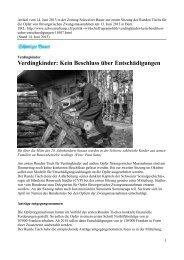 Artikel in Schweizer Bauer vom 14. Juni 2013 als PDF