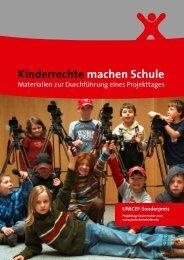 Kinderrechte machen Schule - Deutsche Kinderhilfe