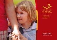 PROGRAMM - Kinderhospiz St. Nikolaus