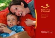 PROGRAMM 2012 - Kinderhospiz St. Nikolaus