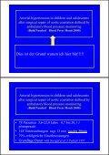 Aortenisthmustenose Aortenisthmusstenose - Seite 6