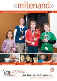 als PDF downloaden - Kinderkrebshilfe Schweiz
