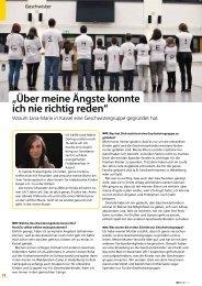 Warum Jana-Marie in Kassel eine Geschwistergruppe gegründet hat