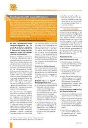 HIT 2000 -Multizentrische Therapie - Kinderkrebsstiftung