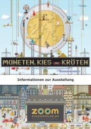 Begleitmaterialien - Moneten, Kies und Kröten (PDF, 25.260 KB)