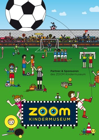 Partner & Sponsoren des ZOOM Kindermuseum 12