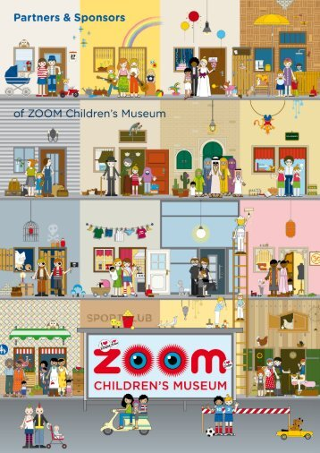 All in the FAmily - ZOOM Kindermuseum