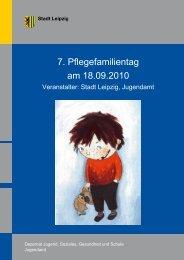 7. Pflegefamilientag am 18.09.2010 - Stadt Leipzig