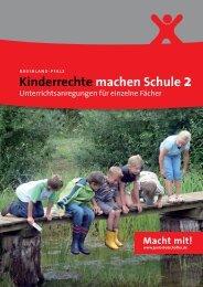 Kinderrechte machen Schule 2 - Kinderrechte Rheinland-Pfalz