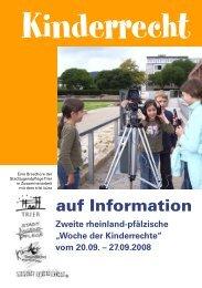 als PDF-Datei herunterladen - Kinderrechte Rheinland-Pfalz