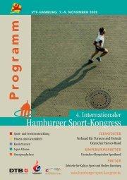 Programm - Verband für Turnen und Freizeit Hamburg