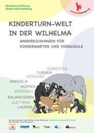 Handreichungen für den Kindergarten - Kinderturnstiftung Baden ...