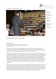 Pressemitteilung Nr. 10 vom 17. Februar 2009 Was ist Energie ...