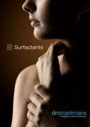 Surfactants - Kinetik