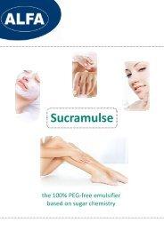 Sucramulse brochure 2012 - Kinetik