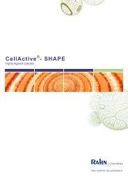 CellActive - SHAPE - Kinetik